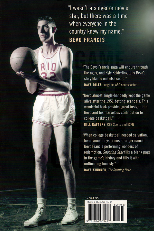 Shooting Star: The Bevo Francis Story